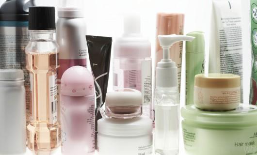 Kosmetik Etiketten Health Care shampoo Etikette